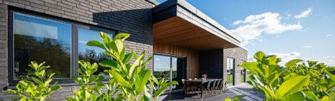 Tidløs arkitektur og spændende materialer